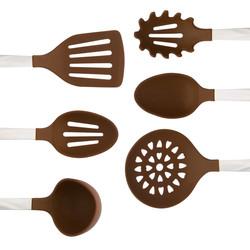 Brown Cooking Utensils