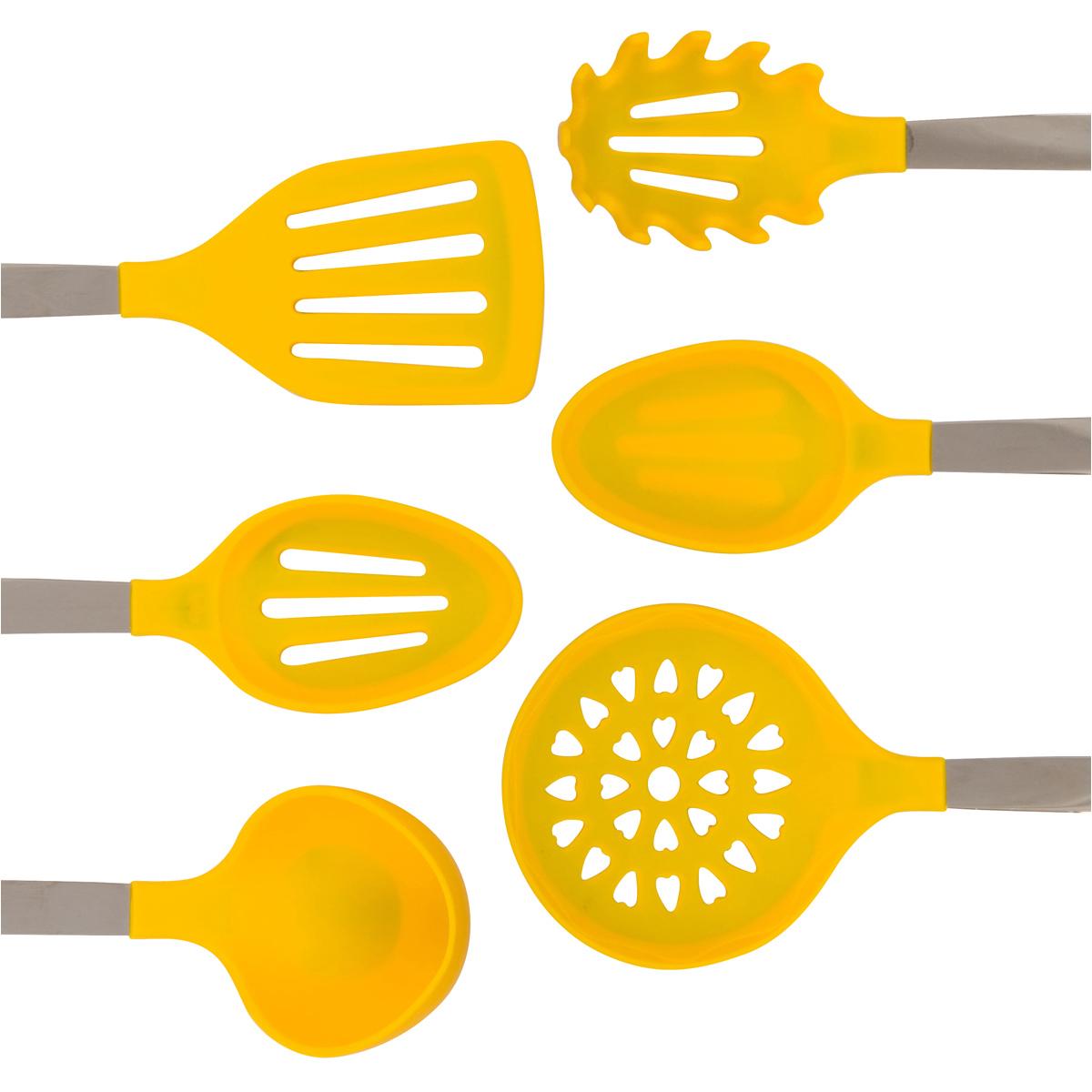 Yellow Kitchen Utensils
