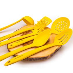Yellow Cooking Utensils