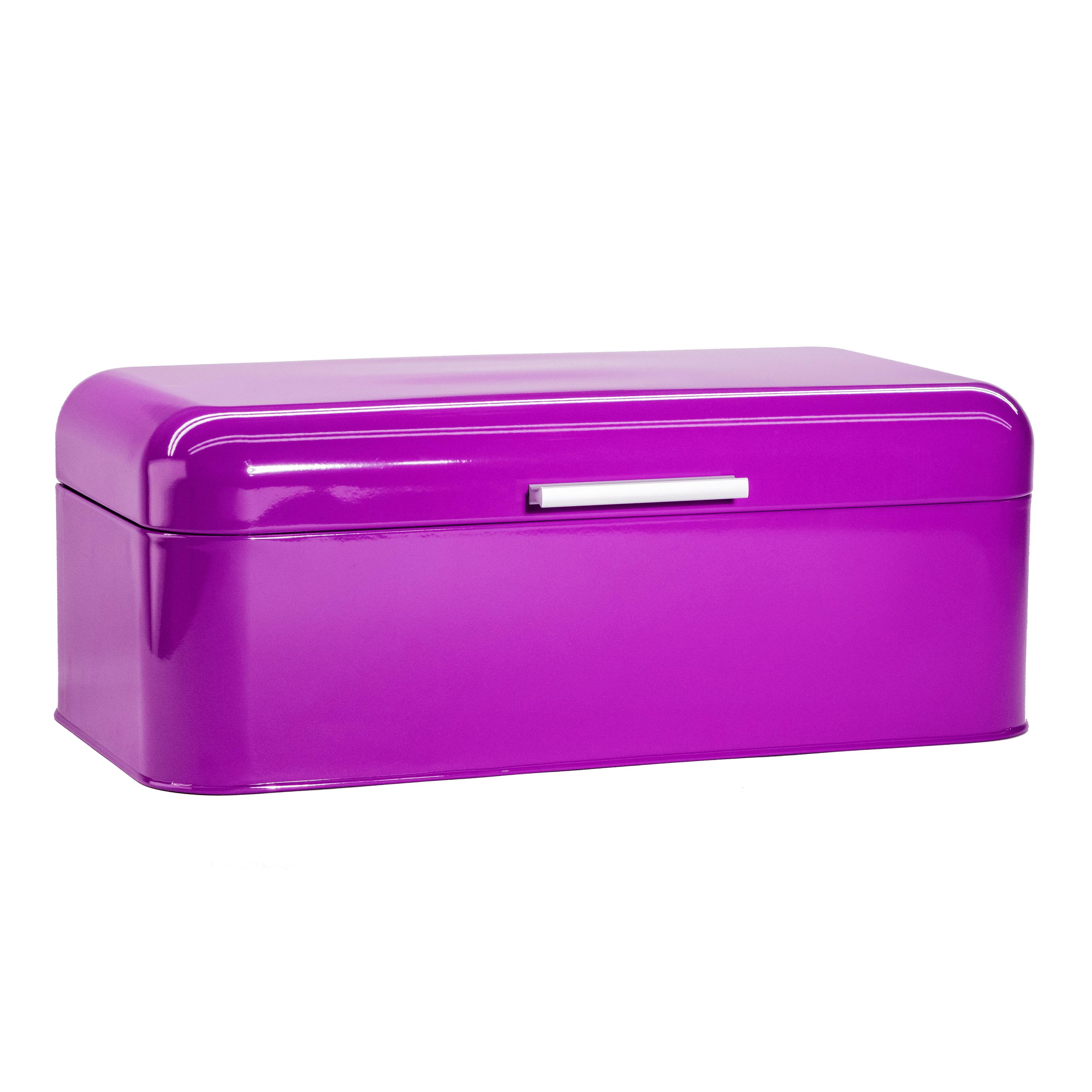 Purple Bread Bin Box copy