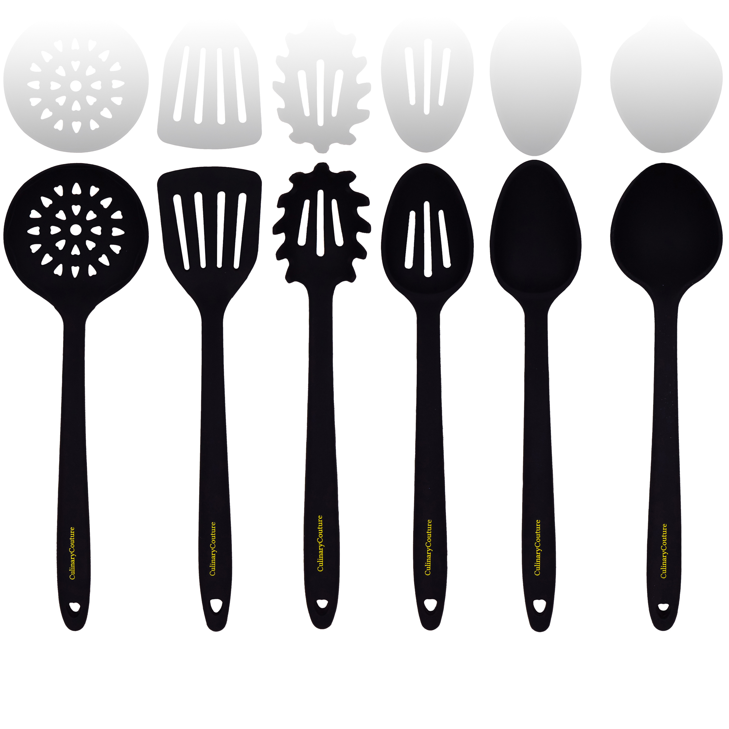 Silicone Kitchen Utensils Set copy