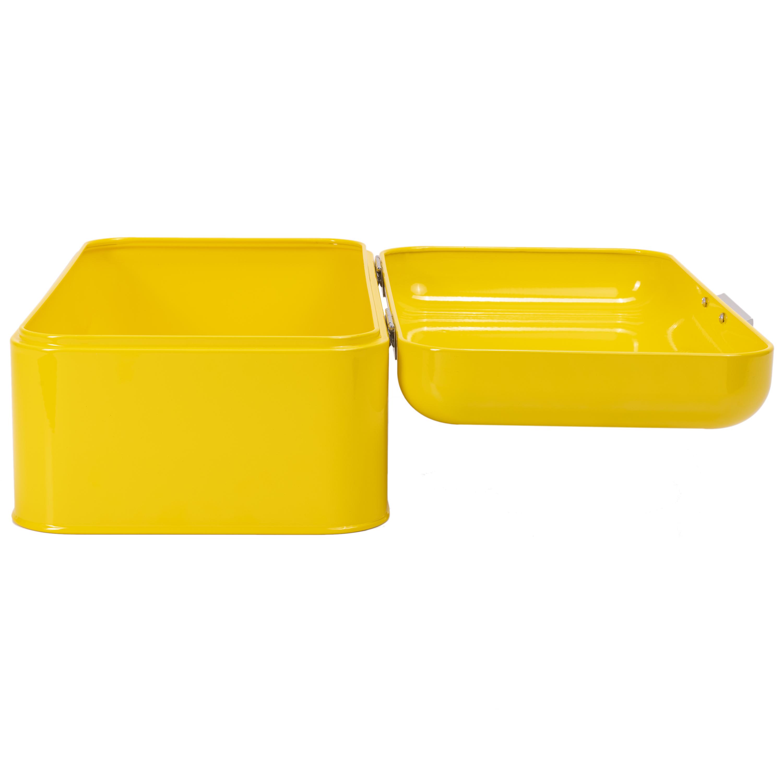 Yellow Bread Bin