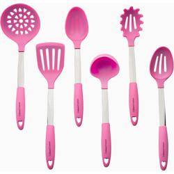 Pink Cooking Utensils