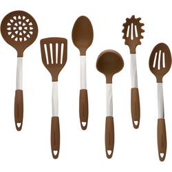 Brown Kitchen Utensils