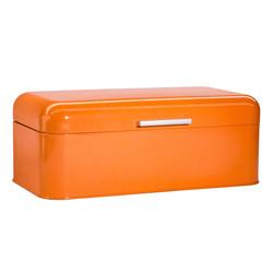 Orange Bread Box
