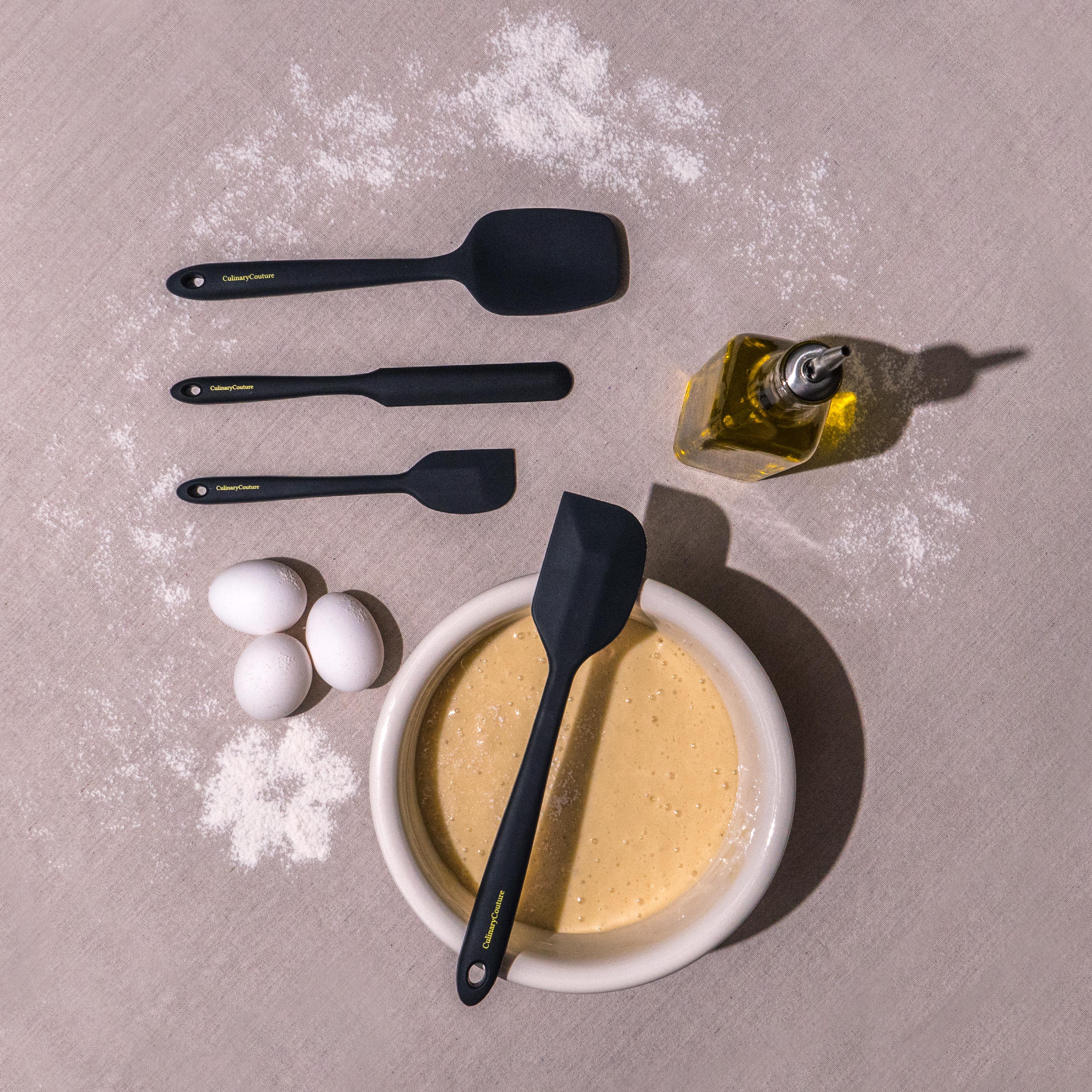 Pancake Batter Spatula Set