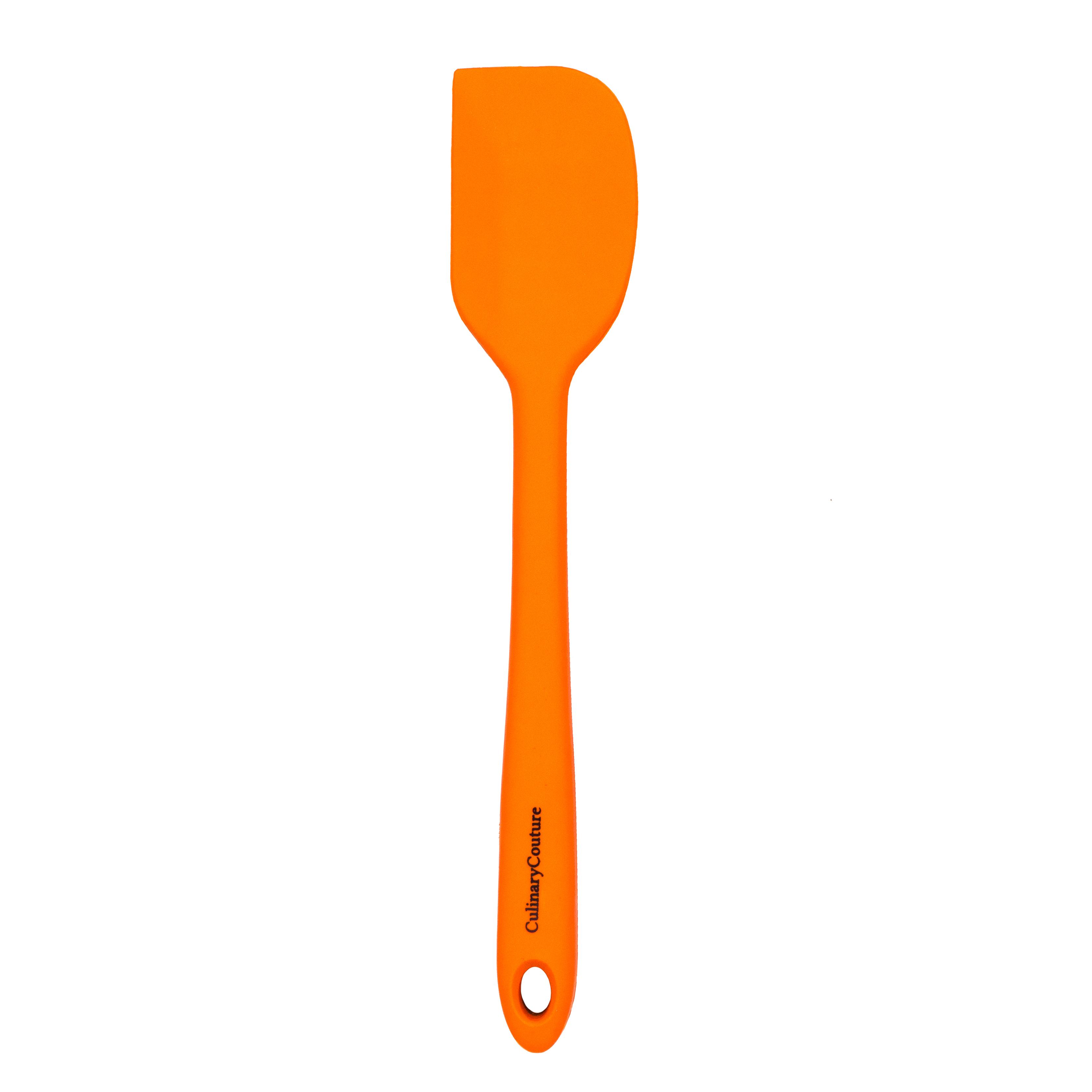Orange Small Spatula