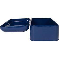 Blue Bread Bin