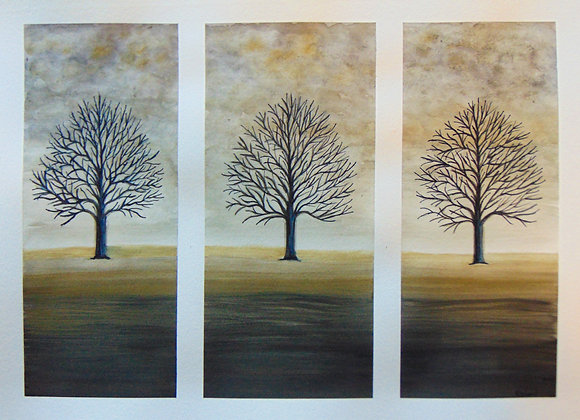 Tree Triptych