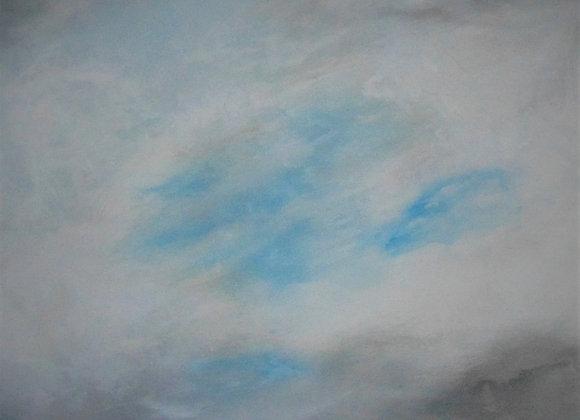 Blue Sky and Mist