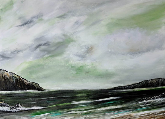 Green Shoreline