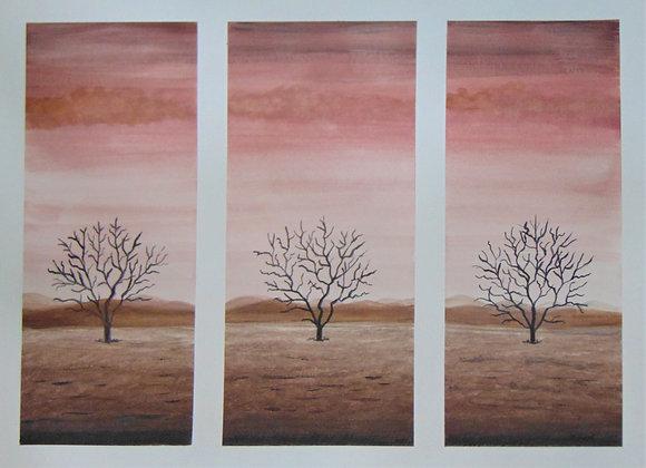 Tree Triptych 2