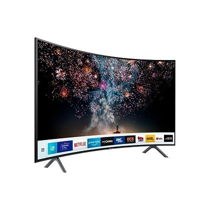 "SAMSUNG UE43 TV LED 4K UHD 138 cm (43"") - Ecran Incurvé - SMART TV - 3 x H"