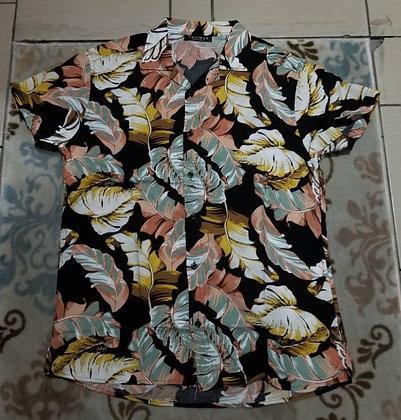 chemisette plumée