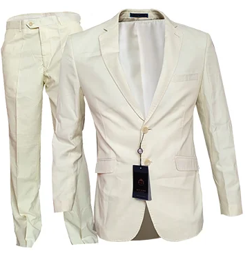 veste blanche(made in ITALY)
