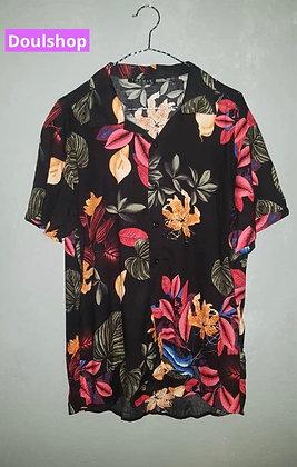 Chemisette hawaïenne