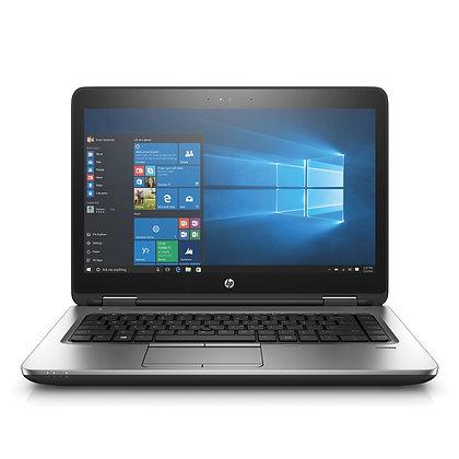 Hp probook 640 g2  6e generation