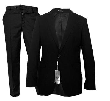 veste noir ébéne