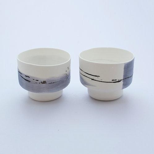 Bone China Tealight Holder Medium