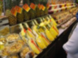 Оптовая поставка редких и экзотических фруктов