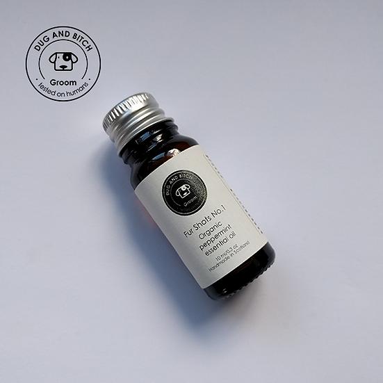Fur Shot No 1 - Peppermint oil