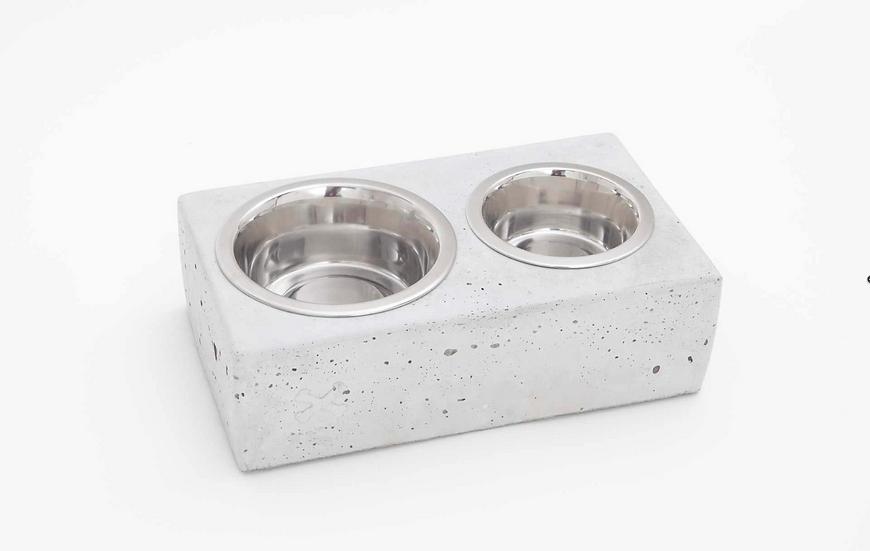 Concrete Bowl Duo