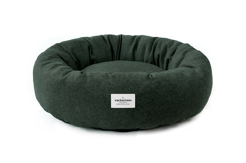 Donut Bed - Melton Wool