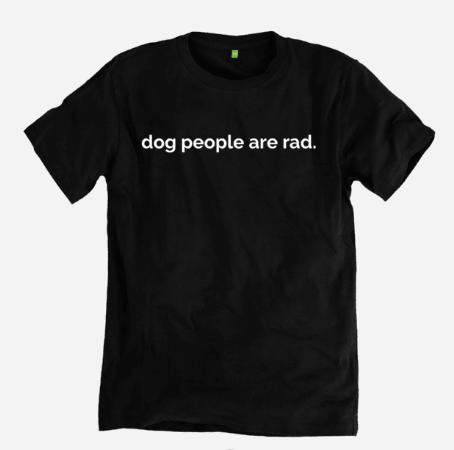 Dog People Tee (Mens)