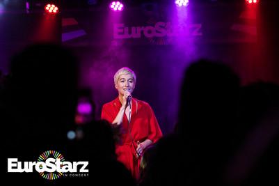 SuRie at EuroStarz 2019