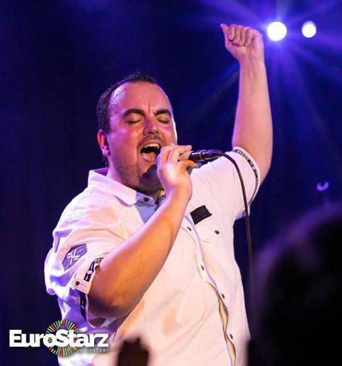 Axel Hirsoux at EuroStarz 2019