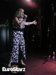Nicki French at EuroStarz 2021