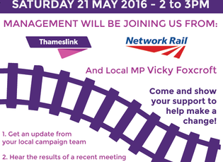 Public meeting - 21st May!