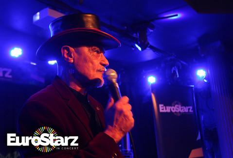 Ray Caruana at EuroStarz 2021