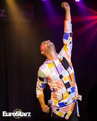 Glen Vella at EuroStarz 2019