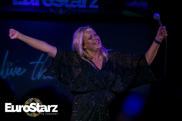 Esther Hart at EuroStarz 2018