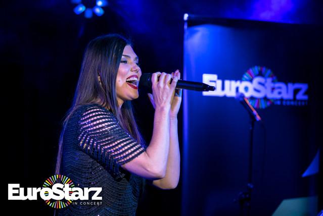 Paula Seling at EuroStarz 2018