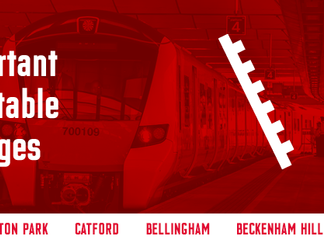 Important Timetable changes