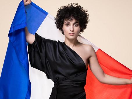 France - A spotlight