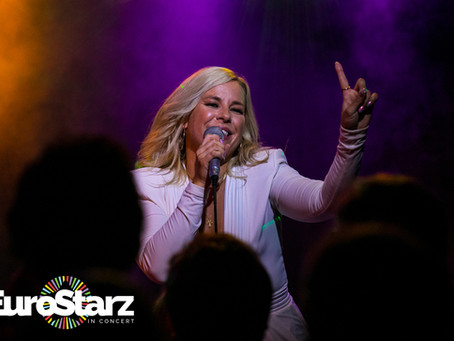 """Krista Siegfrids Will Participate In Finland's """"Dancing With The Stars"""""""