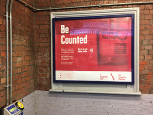 All aboard for Better Trains - Calling At: More Weekend Trains, Return Victoria Services, Posters, W