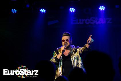 Martin Fitch at EuroStarz 2019