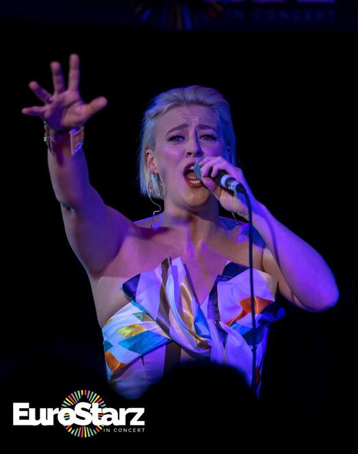 Lindsay Dracass at EuroStarz 2018