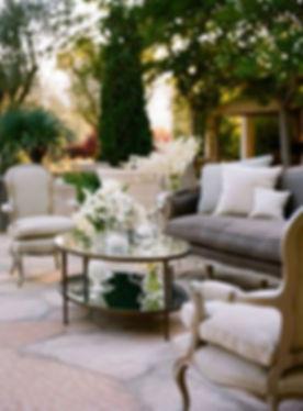 تأجير لوازم المناسبات | Event rentals