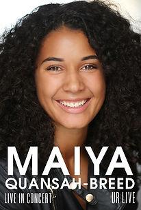 Maiya Quansah-Breed