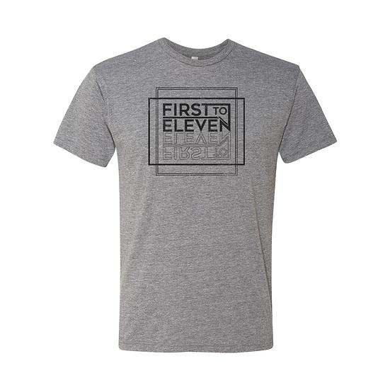 Light Gray Logo T-Shirt