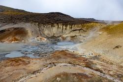 Iceland sulphur