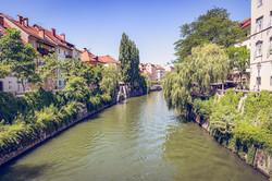 river Slovenia