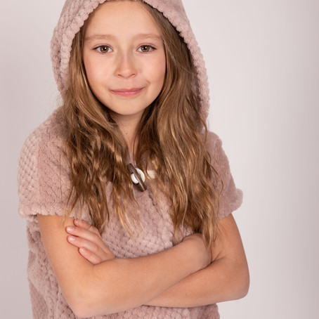 How to create a standout child model portfolio for a Model and Talent Agency