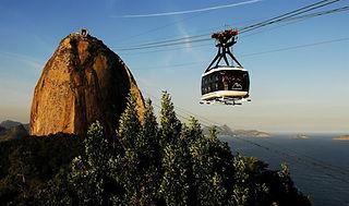 Sugar Loaf cable car