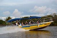 Flying boat Lençóis Maranhão_rio Preguiç